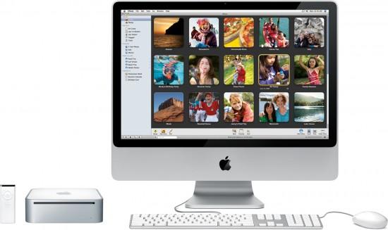 iMac and Mac mini