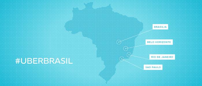 Uber in Brazil