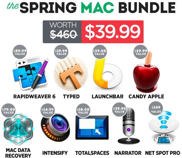 The Spring Mac Bundle (BundleHunt)