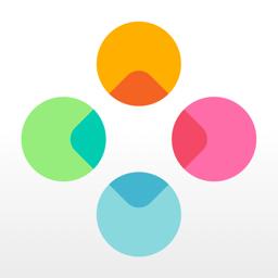 Fleksy- GIF, Web & Yelp Search app icon