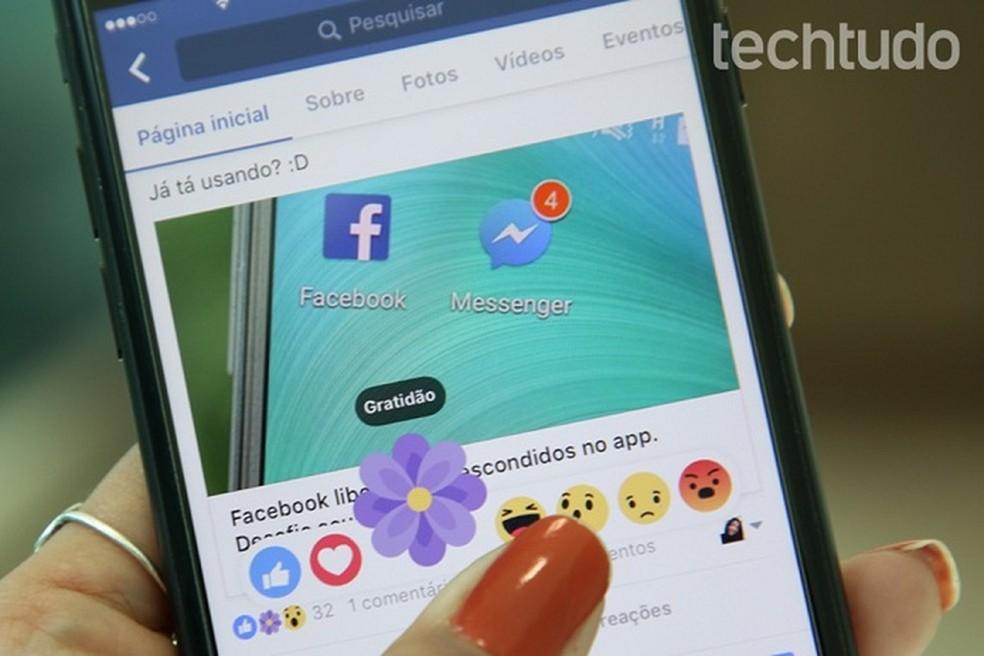 Facebook Avatar can change the way you interact on the social network Photo: Carolina Ochsendorf / TechTudo
