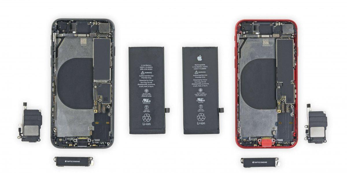 tek iPhone SE