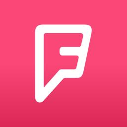 Foursquare City Guide app icon