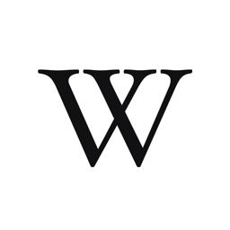 Wikipedia app icon