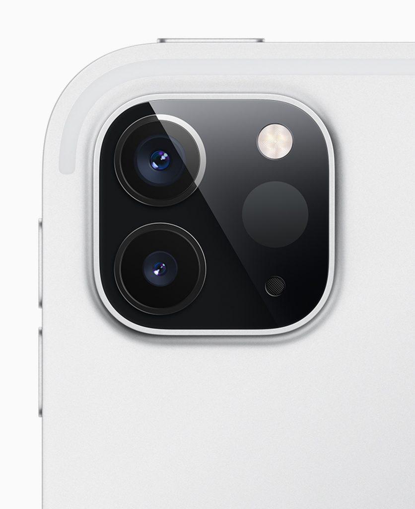 IPad Pro 2020 Cameras