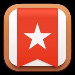 Wunderlist app icon: Task List