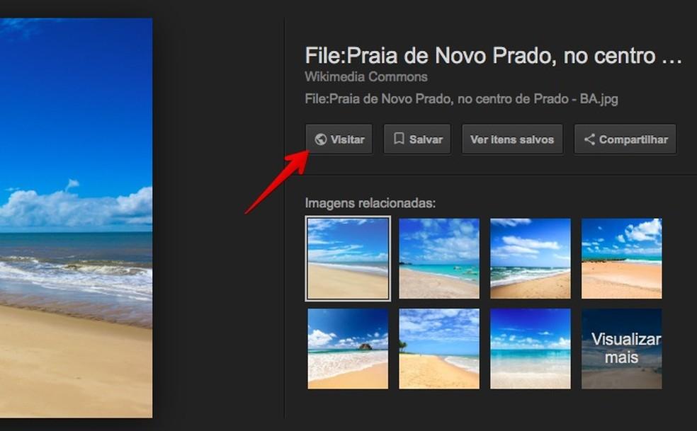 Access the photo page from Google Photo: Reproduo / Helito Bijora