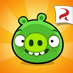Bad Piggies HD app icon