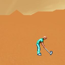 Desert Golfing app icon
