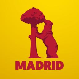 Madrid Travel Guide app icon