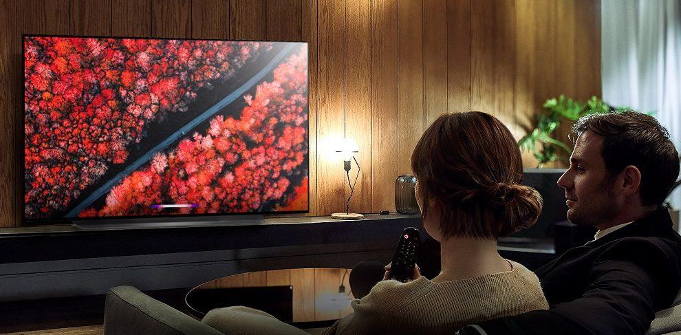 LG OLED C9 Smart TV