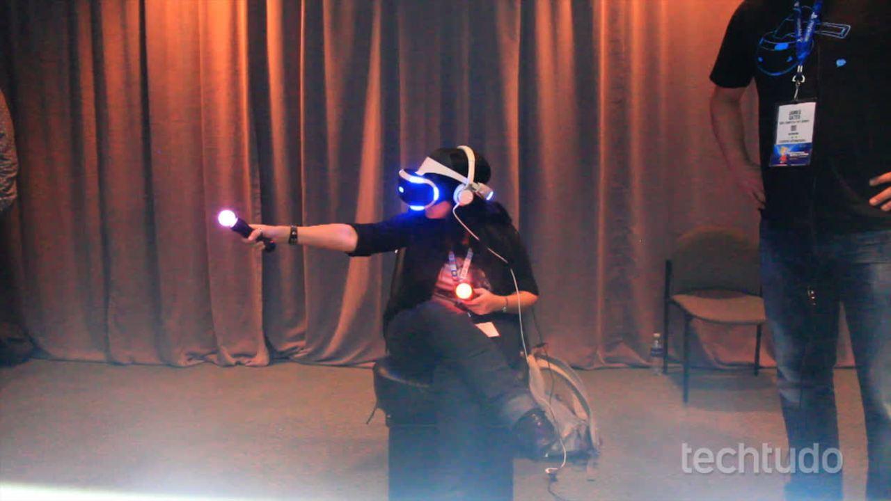 E3 2015: meet Morpheus, Sony's virtual reality glasses