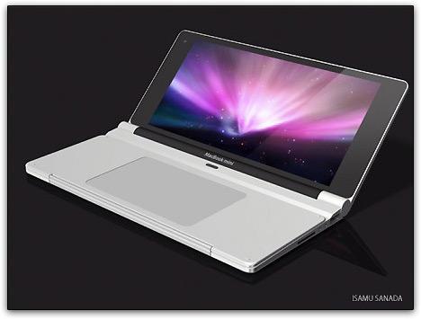 Isamu's MacBook mini - Apple netbook