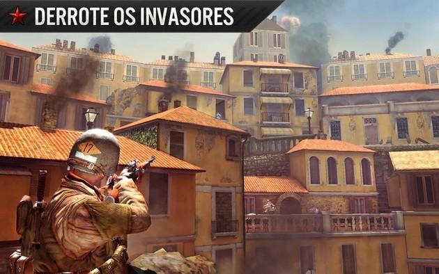 Frontline Commando war game: WW2