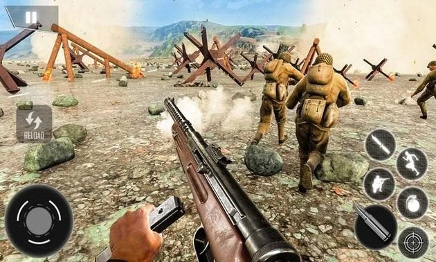 World War Survival war game