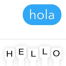 Slated - Translation Keyboard app icon