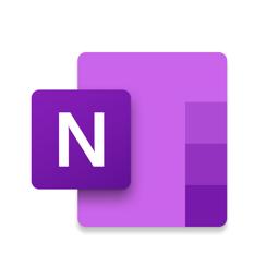 Microsoft OneNote app icon