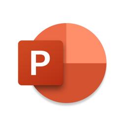 Microsoft PowerPoint app icon