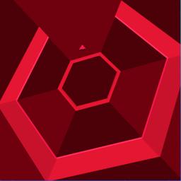 Super Hexagon app icon