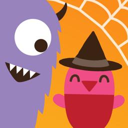 Sago Mini Monsters app icon