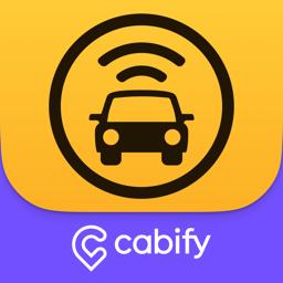 Easy app icon, a Cabify app