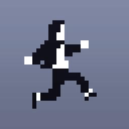 Canabalt app icon
