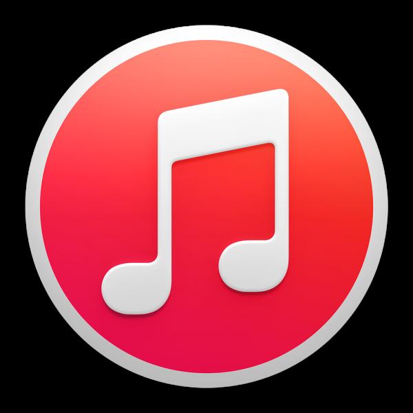 iTunes 12 cone