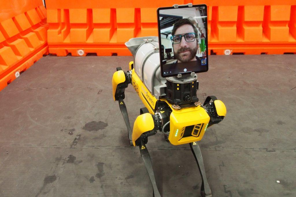 Boston Dynamics Rob