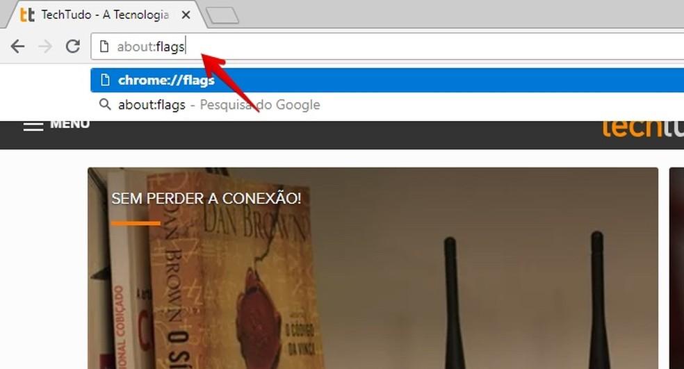 Access the Chrome experiment page Photo: Reproduo / Helito Bijora