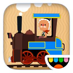 Toca Train app icon