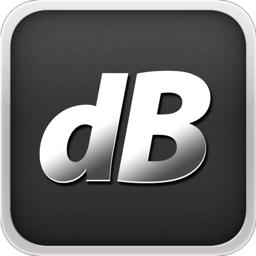 Decibel Meter Plus Pro app icon