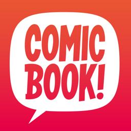 ComicBook app icon!
