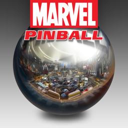 Marvel Pinball app icon