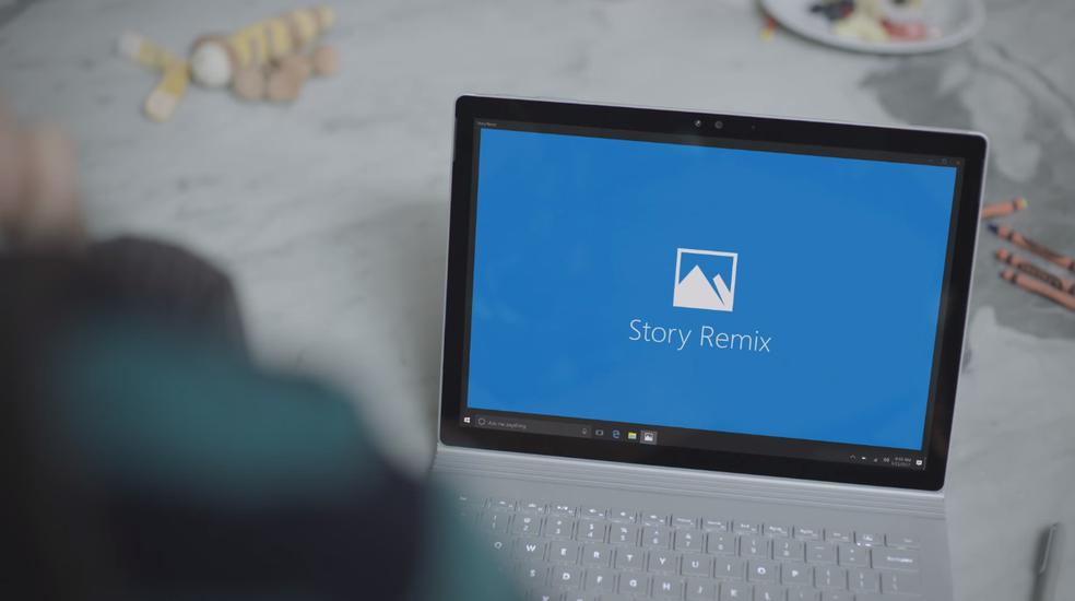 Windows Story Remix Photo: Windows Story Remix