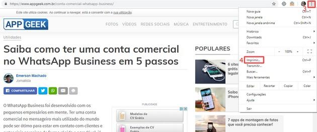 Download PDF site in Chrome