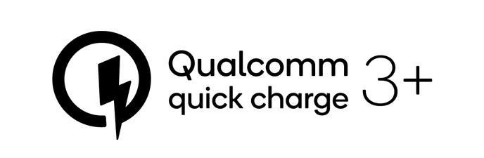 Qualcomm's Quick Charge 3+ logo