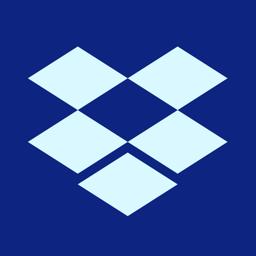 Dropbox app icon - Save, share