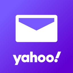 Yahoo Mail app icon - all organized