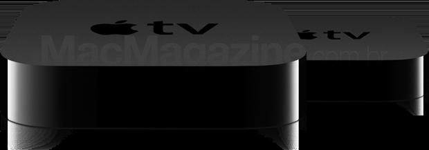Mockup of the new Apple TVs