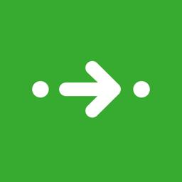 Citymapper app icon - São Paulo