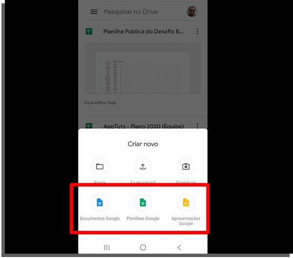 access google docs, spreadsheets or presentations