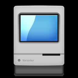 Mactracker app icon