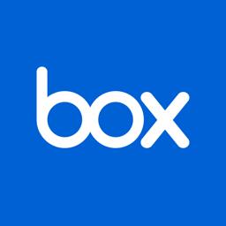 Box app icon - Cloud Content Management