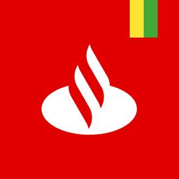 Banco Santander Brasil app icon