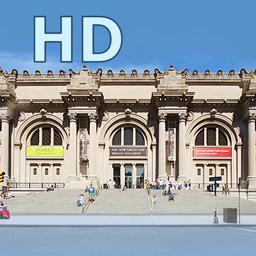 Metropolitan Museum of Art HD app icon