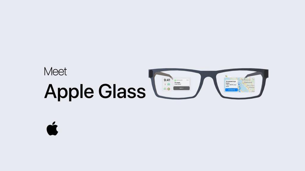 Apple Glass concept