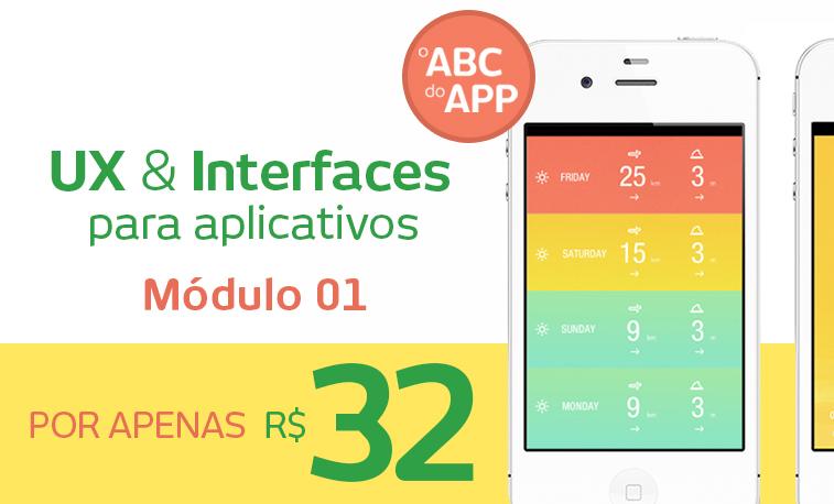 ABC - UX & Interfaces (Module 01)