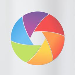 PhotosPro app icon - Photos app reinvented.