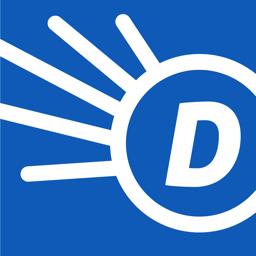 Dictionary.com app icon: English Words