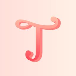 Typic - Text on Photos app icon